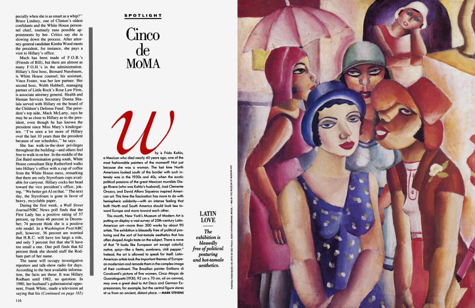 Cinco de MOMA
