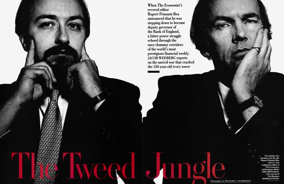 The Tweed Jungle