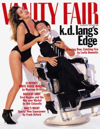 August 1993 | Vanity Fair