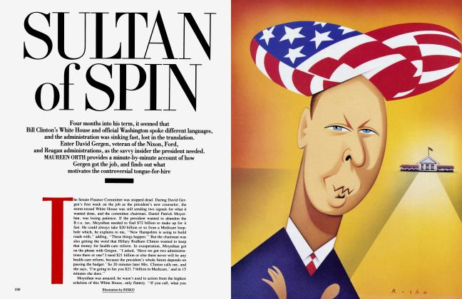 SULTAN of SPIN