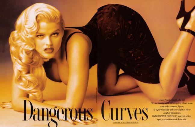 Article Preview: Dangerous Curves, August 1993 1993 | Vanity Fair