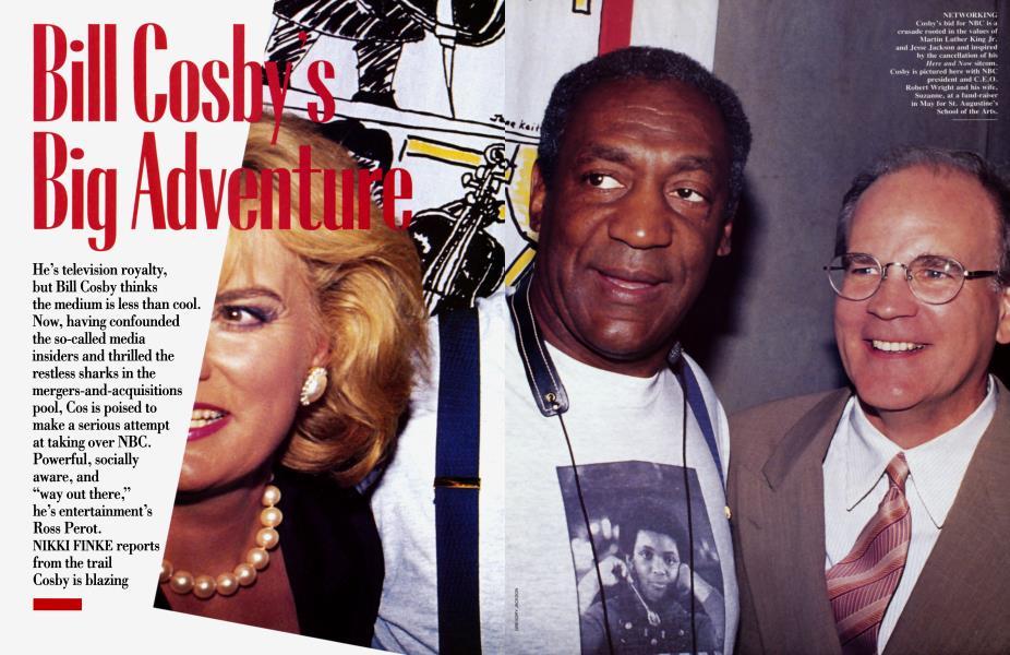 Bill Cosby's Big Adventure