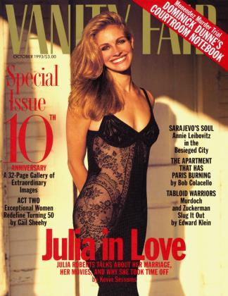 October 1993 | Vanity Fair