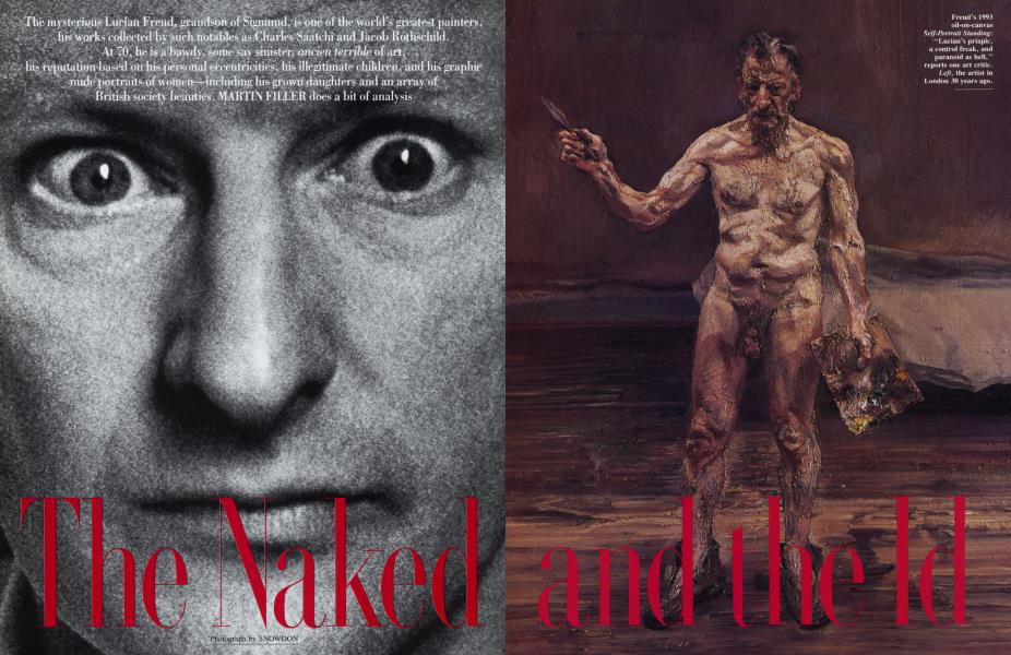The Naked and the Id