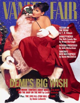 December 1993 | Vanity Fair