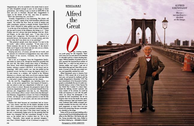 Article Preview: Alfred the Great, December 1993 1993 | Vanity Fair