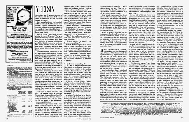 YELTSIN'S DARK VICTORY
