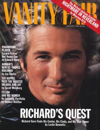 January 1994 | Vanity Fair