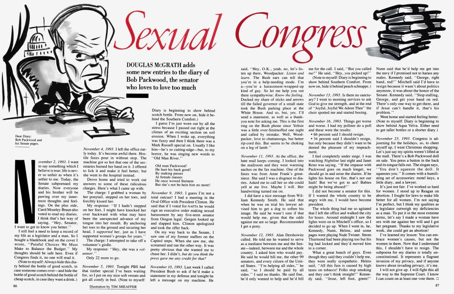 Sexual Congress