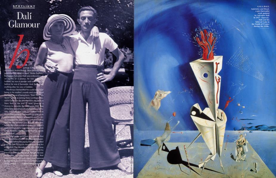 Dalí Glamour