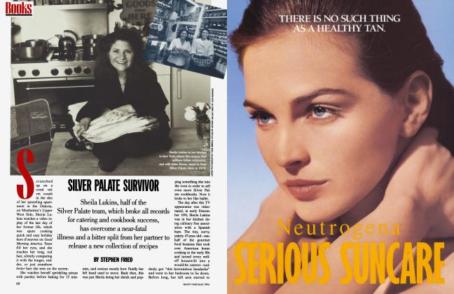 Article Preview: SILVER PALATE SURVIVOR, May 1994 1994 | Vanity Fair