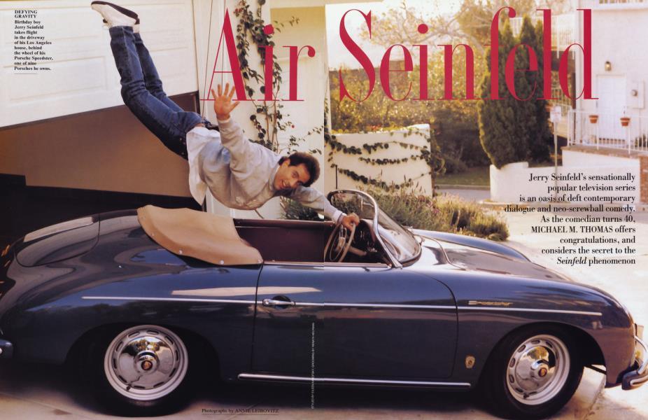 Air Seinfeld