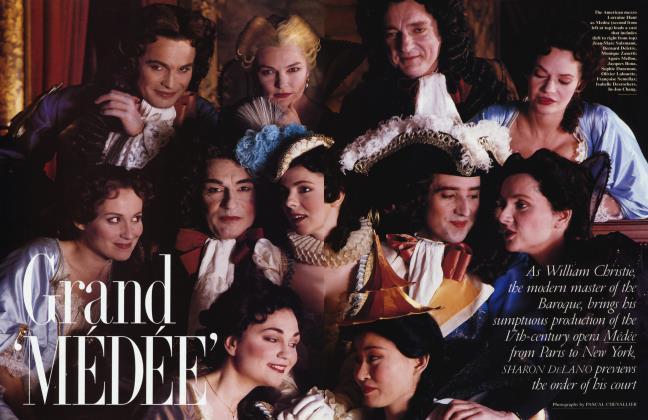 Article Preview: Grand 'MÉDÉE', June 1994 1994   Vanity Fair
