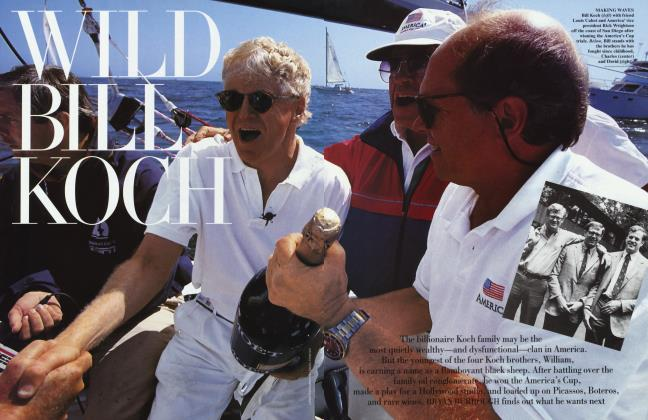 Article Preview: WILD BILL KOCH, June 1994 1994 | Vanity Fair