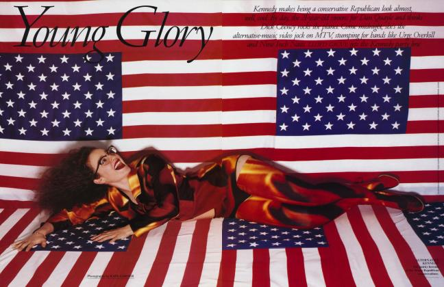 Article Preview: Young Glory, June 1994 1994 | Vanity Fair