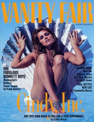 August 1994 | Vanity Fair