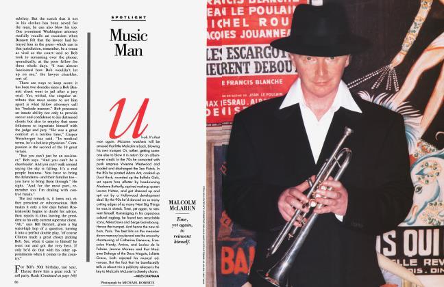 Article Preview: Music Man, August 1994 1994 | Vanity Fair