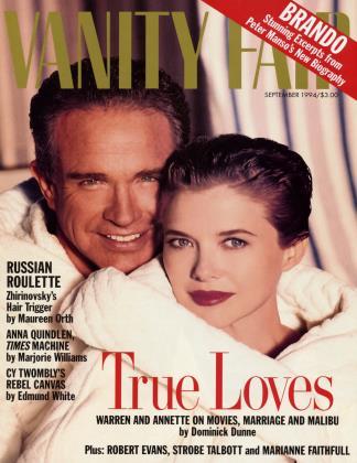 September 1994 | Vanity Fair
