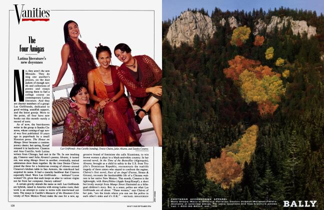 Article Preview: The Four Amigas, September 1994 1994   Vanity Fair