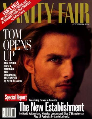 October 1994 | Vanity Fair