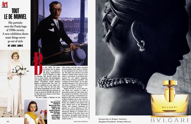 Article Preview: TOUT LE DE MONVEL, October 1994 1994 | Vanity Fair