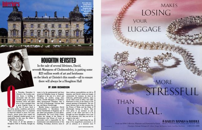 Article Preview: HOUGHTON REVISITED, December 1994 1994   Vanity Fair