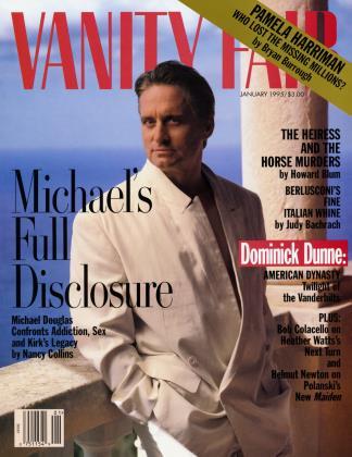 January 1995 | Vanity Fair