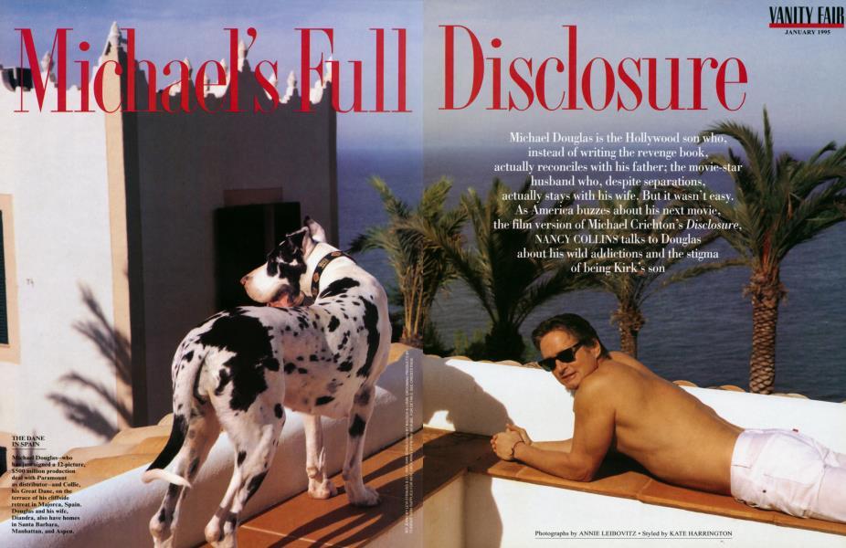 Michael's Full Disclosure