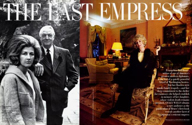 Article Preview: THE LAST EMPRESS, February 1995 | Vanity Fair