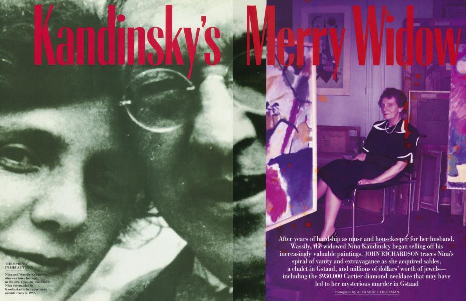 Kandinsky's Merry Widow