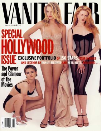 April 1995 | Vanity Fair