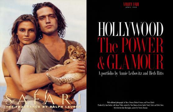 HOLLYWOOD THE POWER & GLAMOUR - April   Vanity Fair