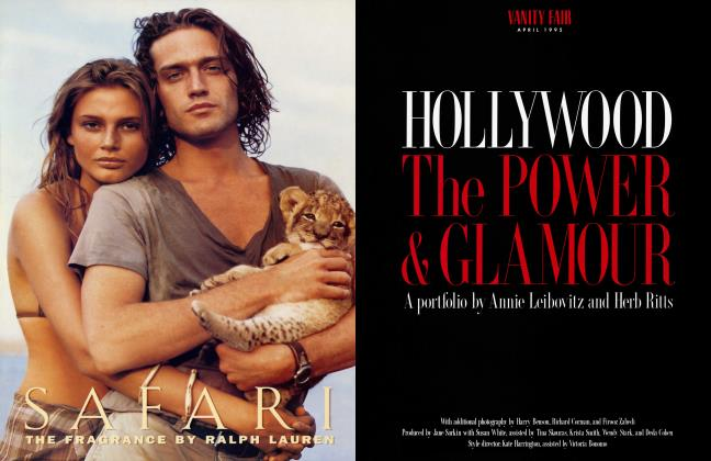 Article Preview: HOLLYWOOD THE POWER & GLAMOUR, April 1995 1995 | Vanity Fair