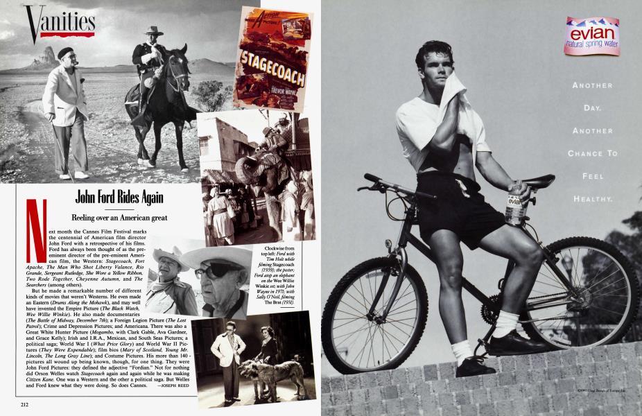 John Ford Rides Again
