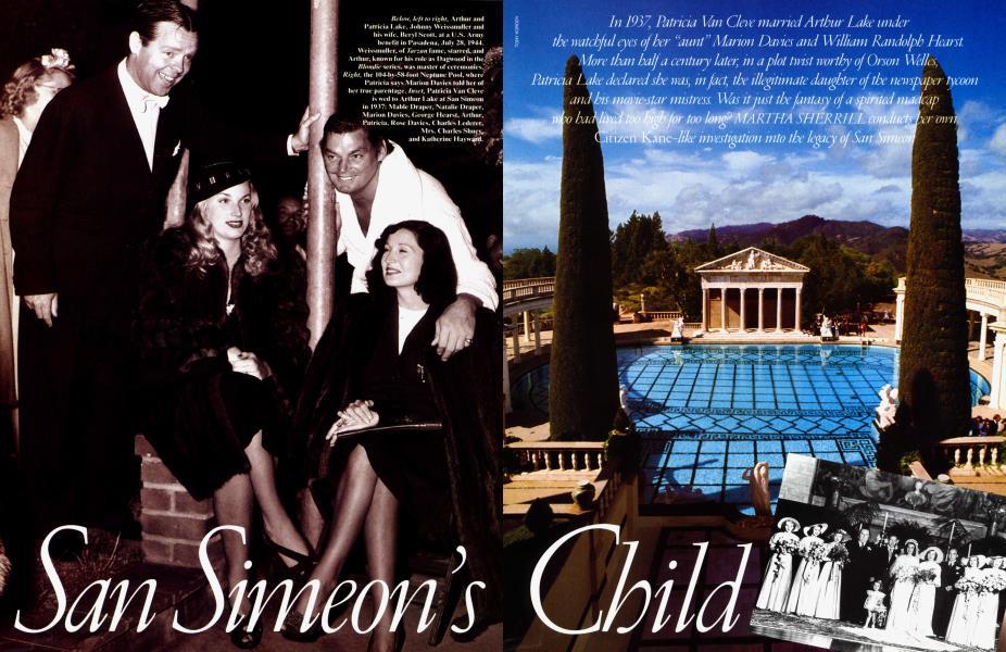 San Simeon's Child