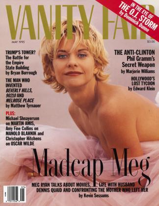 May 1995 | Vanity Fair