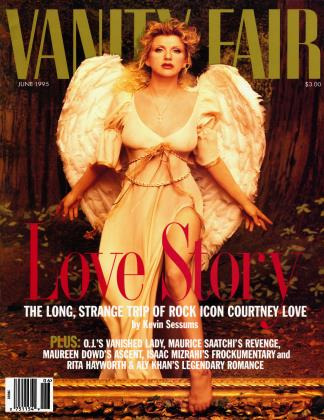 June 1995 | Vanity Fair