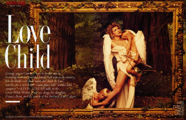 Article Preview: Love Child, June 1995 | Vanity Fair