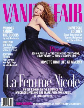 July 1995 | Vanity Fair
