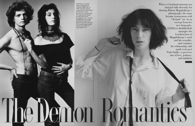 The Demon Romantics