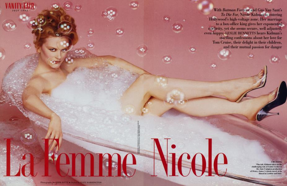La Femme Nicole