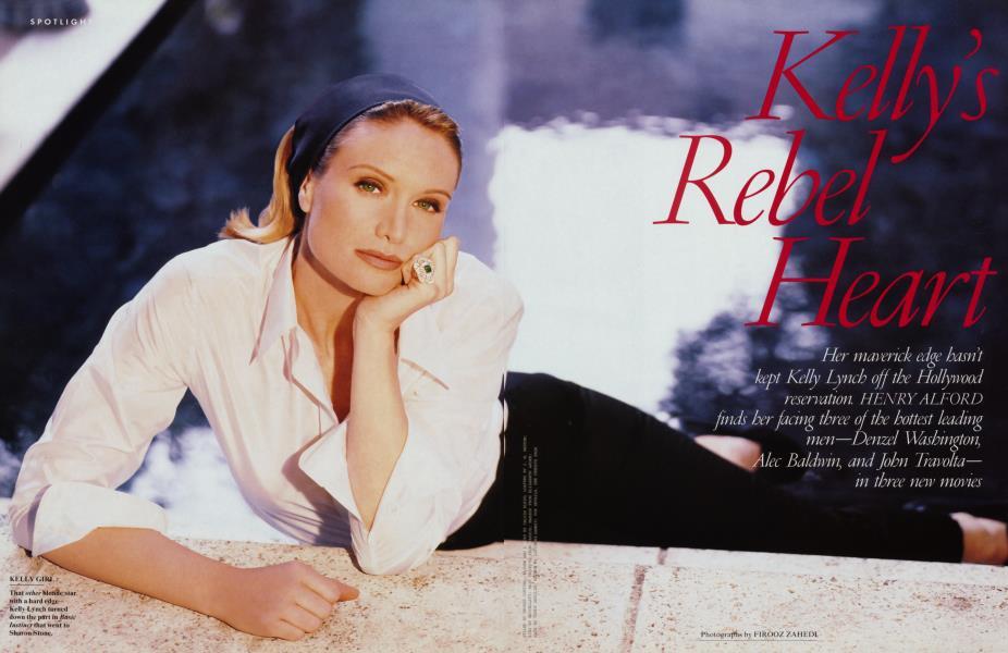 Kelly's Rebel Heart