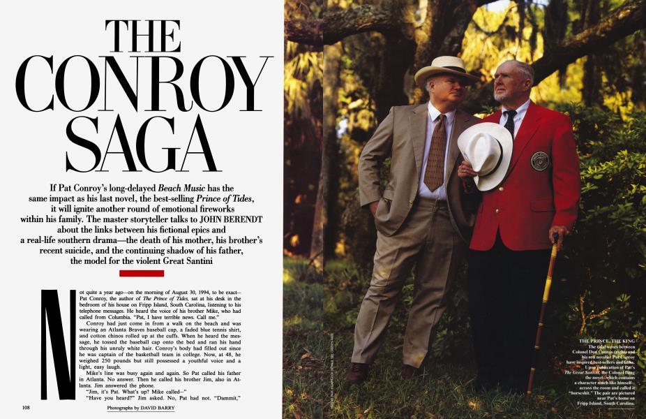 THE CONROY SAGA