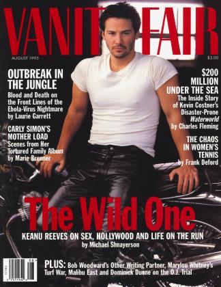 August 1995 | Vanity Fair
