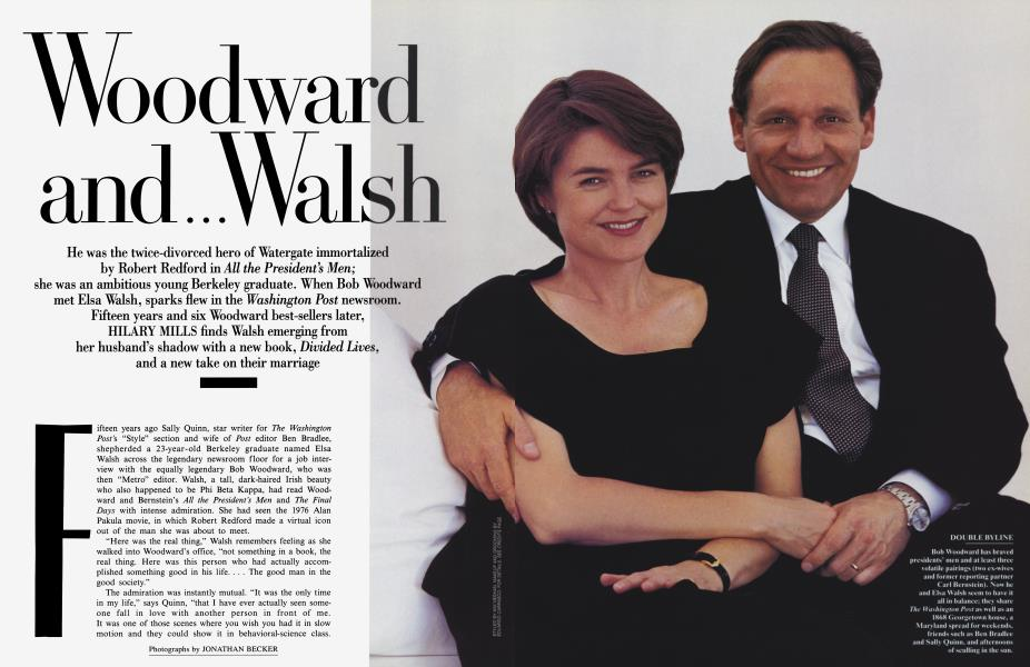 Woodward and . . . Walsh
