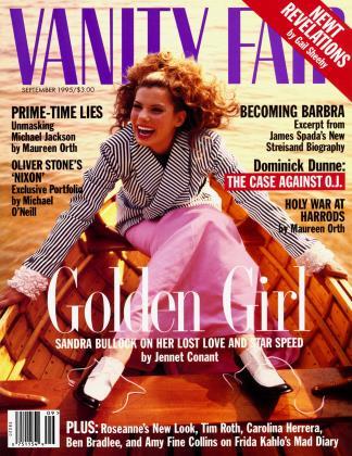 September 1995 | Vanity Fair