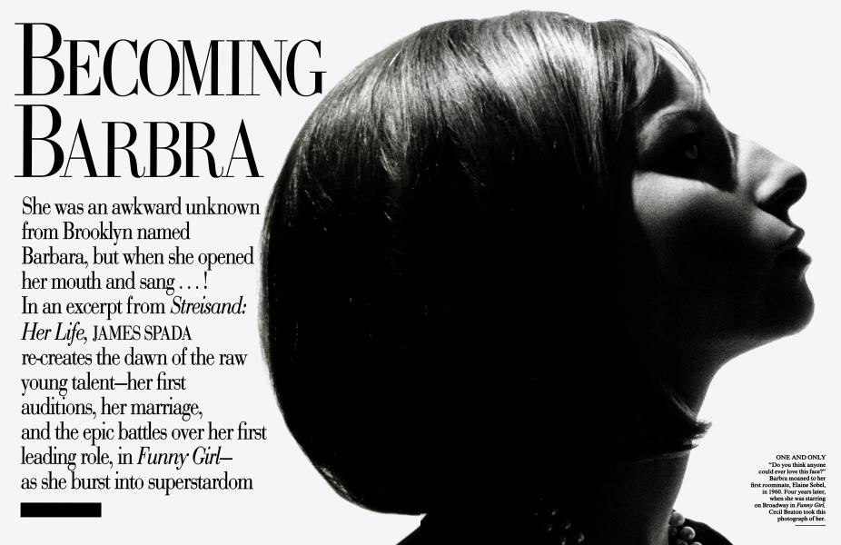 BECOMING BARBRA