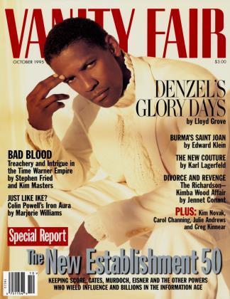 October 1995 | Vanity Fair