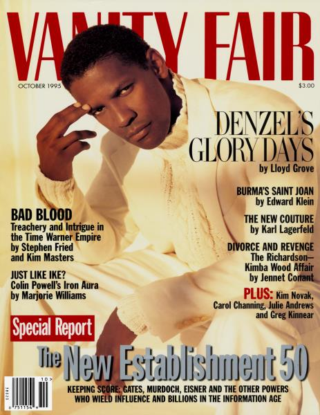 Issue: - October 1995 | Vanity Fair