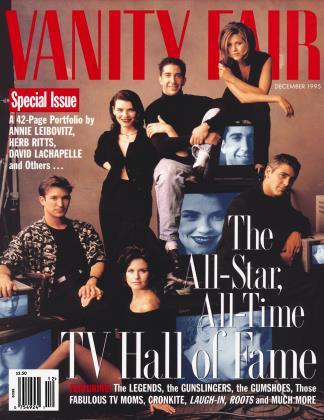 December 1995 | Vanity Fair